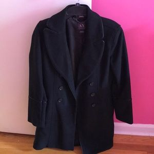 Armani Exchange peacoat